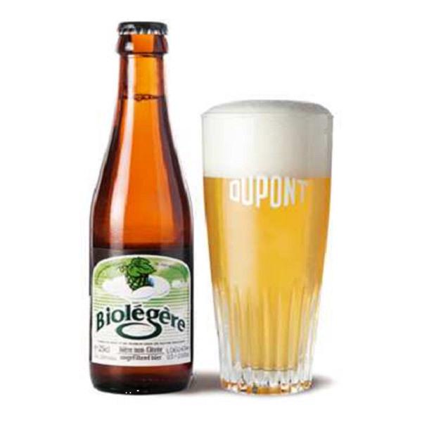 Brasserie Dupont - Bière Biolégère 3.5 % vol. 25cl