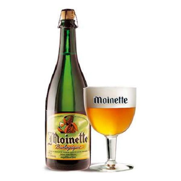 Brasserie Dupont - Bière Moinette Bio 7.5 % vol. 75 cl