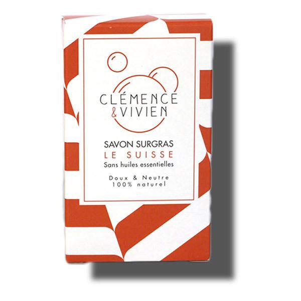 Clémence et Vivien - Savon Surgras Le Suisse 100g