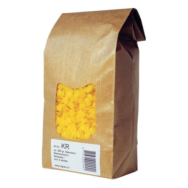 Cire d 39 abeille en p pites 500g dipam acheter sur for Cire d abeille meuble
