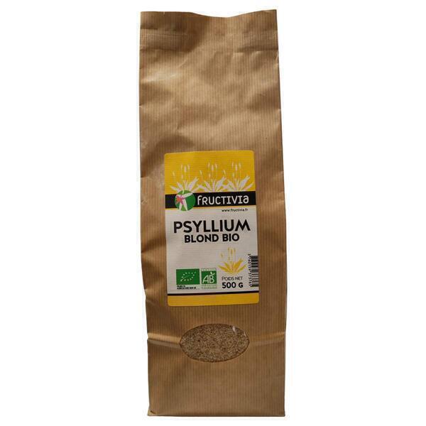 Fructivia - Psyllium blond bio 500g