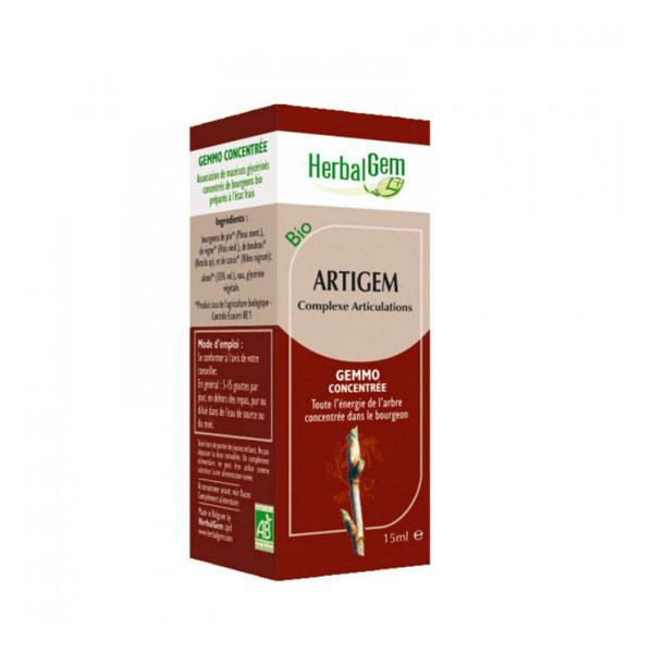 HerbalGem - Artigem Bio 50ml