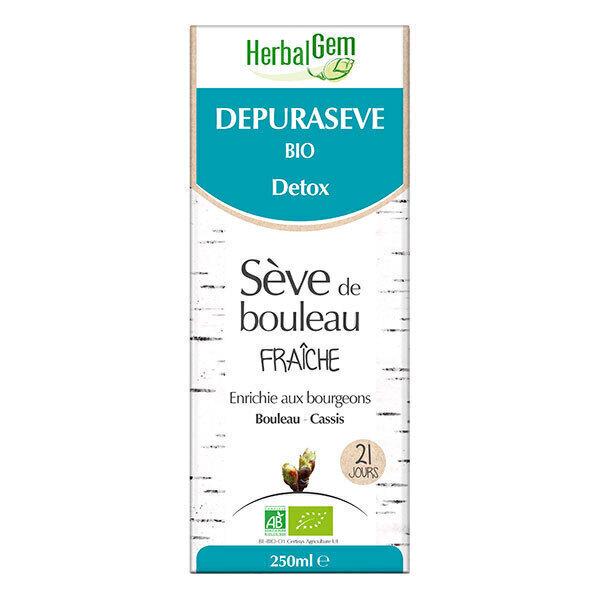 HerbalGem - Dépurasève Bio 250ml