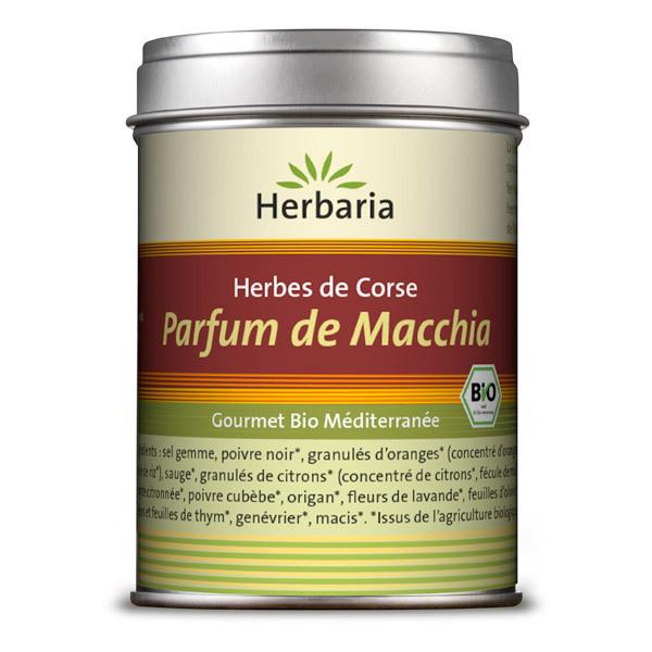 Herbaria - Parfum de Macchia - épices corse 80g