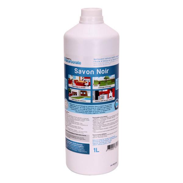 Savon noir liquide 1l la compagnie du bicarbonate acheter sur - Savon noir liquide briochin ...