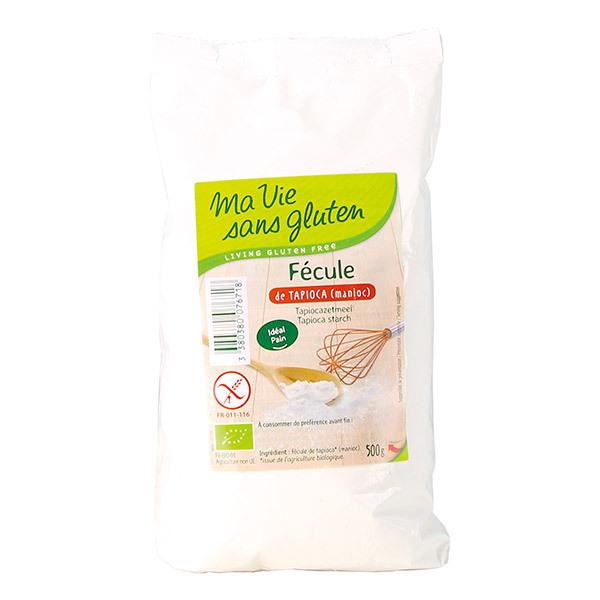 Ma Vie Sans Gluten - Fécule de tapioca (manioc) 500gr