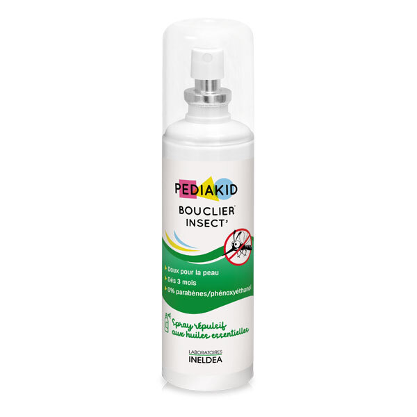 Pediakid - Bouclier Insect' - Spray 100ml
