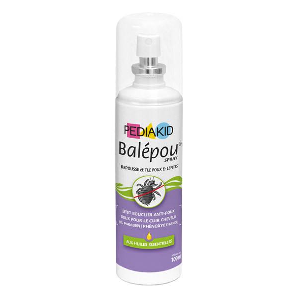 Pediakid - Balépou Spray - Effet bouclier 100ml