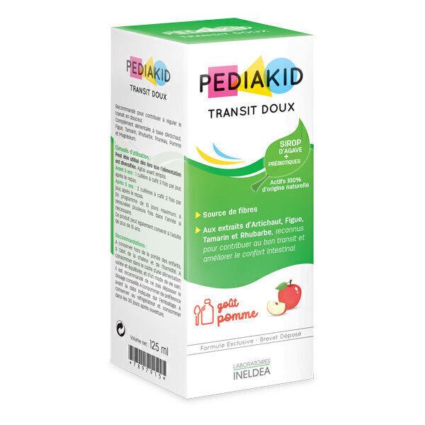 Pediakid - Pediakid® Transit Doux - Sirop 125ml pomme