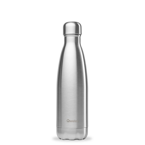 Qwetch - Bouteille isotherme Originals Inox 50cl