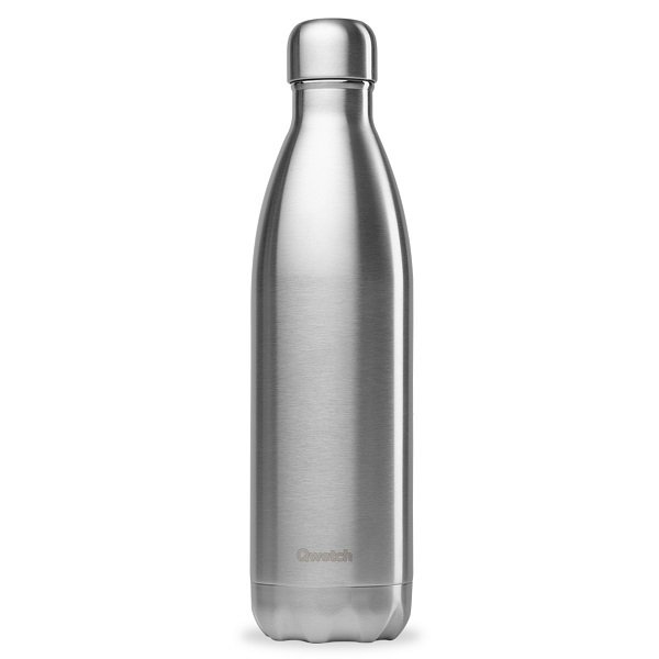 Qwetch - Bouteille isotherme Originals Inox 75cl