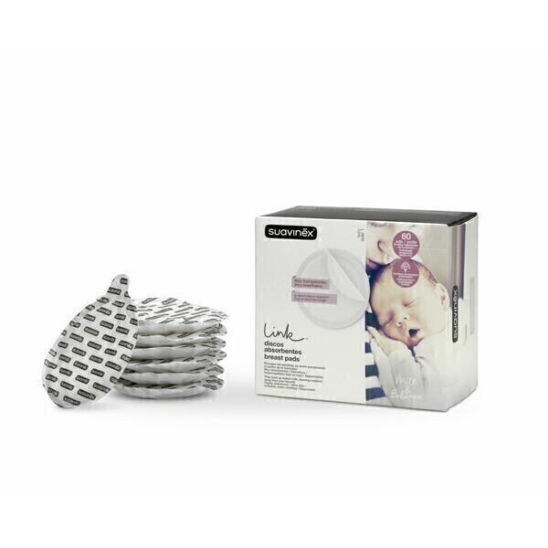 Suavinex - Coussinets d'allaitement - Pack De 60