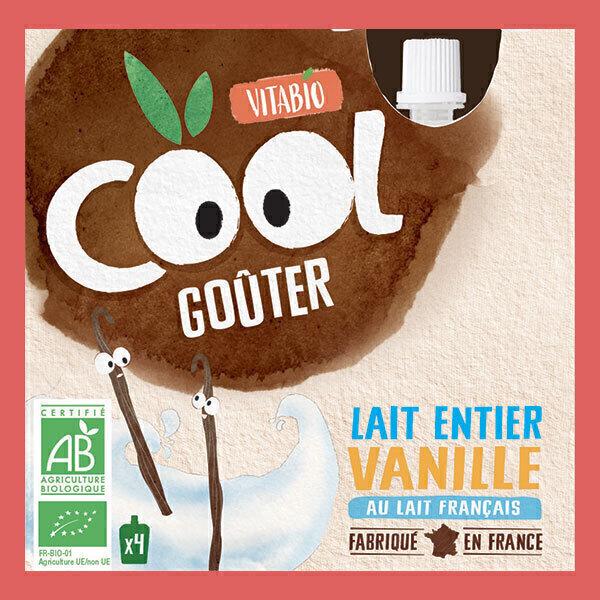 Vitabio - P'tit Goûter au Lait Cacao 4x85g