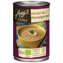 Amy's Kitchen - Velouté de Champignons Bio 400g