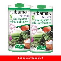 AVogel - Lot de 2 x Sel Marin Herbamare aux Légumes 500g
