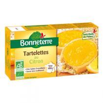 Bonneterre - Tartelettes au Citron bio 125g