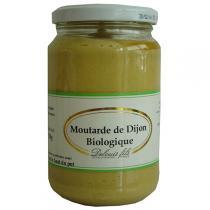 Delouis - Moutarde de Dijon Extra Forte 350g