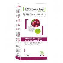 Dermaclay - Crème de jour Intensive Anti-âge 50ml