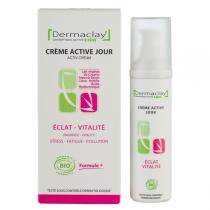 Dermaclay - Crème de jour Eclat Vitalité 50ml