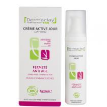 Dermaclay - Crème de jour Fermeté Anti-âge 50ml