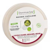 Dermaclay - Masque Cheveux colorés 125ml