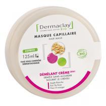 Dermaclay - Masque Démélant Crème 2en1 125ml