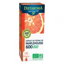 Dietaroma - Extrait de pépins de pamplemousse 600mg - 100ml