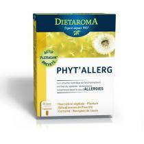 Dietaroma - Complément alimentaire Phyt'Allerg 40 gél.