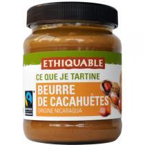 Ethiquable - Beurre de cacahuètes Nicaragua/Malawi 350g