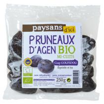 Ethiquable - Pruneaux d'Agen mi-cuits BIO 250g