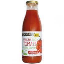 Ethiquable - Pur jus de tomate Marmande BIO 75cl