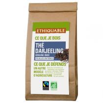 Ethiquable - Thé Darjeeling Inde BIO 100g