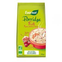 Evernat - Porridge Aux Fruits bio 375g