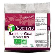 Fructivia - Baies de Goji Bio 200gr