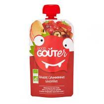Good Gout - Gourde Fraises cranberries noisettes 120g dès 36 mois