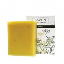 La Savonnerie Bourbonnaise - Savon Douceur d'ânesse Nature - 100g