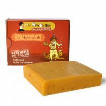 La Savonnerie Bourbonnaise - Savon Maharadjah - 100g