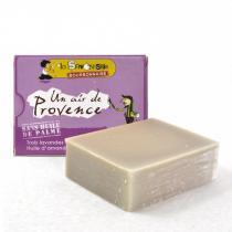 La Savonnerie Bourbonnaise - Savon Un air de provence - 100g