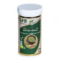 Laboratoires SFB - Moringa Bio en Poudre - Pot de 200g