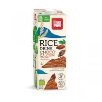 Lima - Boisson végétale de Riz Choco Soja Calcium 1L