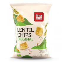 Lima - Chips aux Lentilles Original 90g