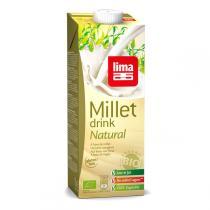 Lima - Boisson végétale de Millet Natural 1L