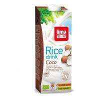 Lima - Lait de Riz Coco 1L