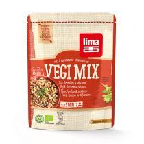 Lima - Végi Mix Riz Lentilles Sésame 250g