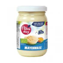 Pléniday - Mayonnaise pauvre en sel -98% sodium 180g