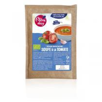 Pléniday - Soupe instantanée à la tomate pauvre en sodium 18g