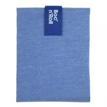 Roll'eat - Emballage sandwich Boc'n'Roll Eco Bleu