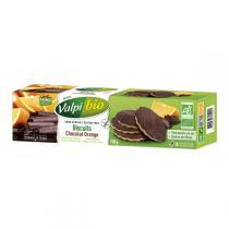 Valpibio - Biscuits Orange Chocolat Bio 150g