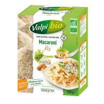 Valpibio - Macaroni de riz Bio 500g