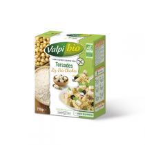 Valpibio - Torsades Riz Pois chiches Bio 250g